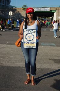 Special thanks to the Boston NAACP for having me on the trip!